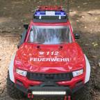 TRX-4 Feuerwehr