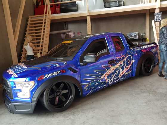 Drift Raptor