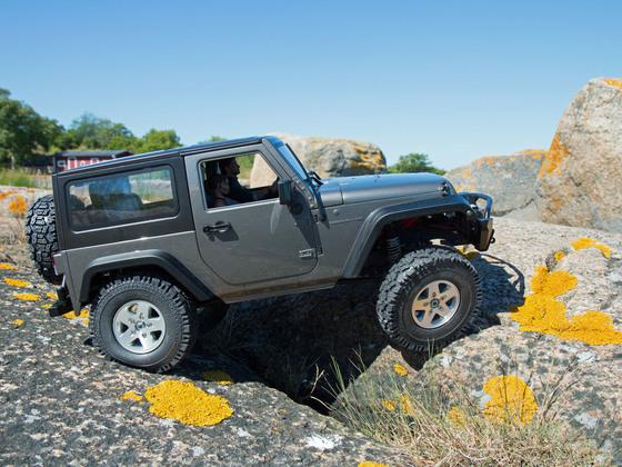 Jeep JK 2D