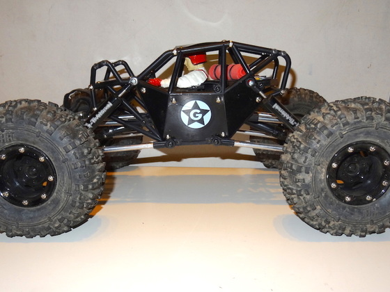 G-Made R1 Rock Buggy