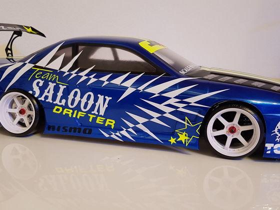 Buster's Team Saloon Drifter by Scale Rocker Customs