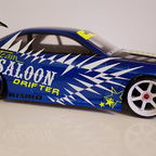 Buster's Team Saloon Drifter by Scale Rocker Customs