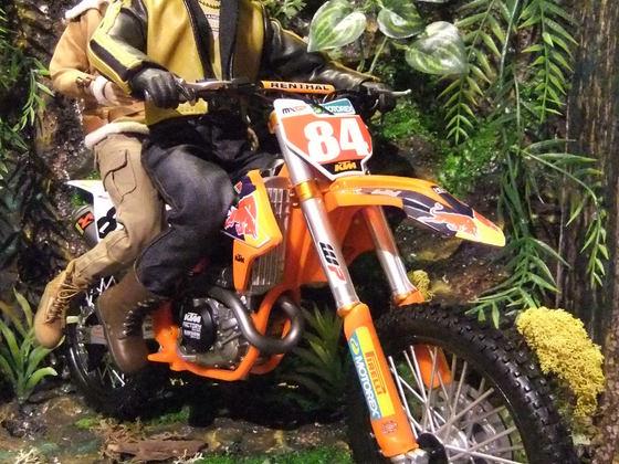 1/6 Motocross