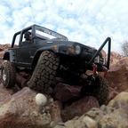 Jeep Wrangler Dirt