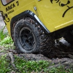 FJ40 am White-Water-Trail