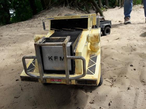 KFM 600 Desert Lion
