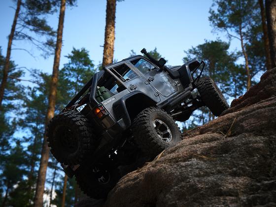 Jeep JK Tour