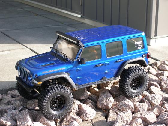 Jeep JLU - black Friday