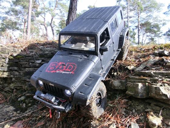 Jeep JK 4 Door in Hammelburg