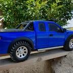 Ford Raptor auf LRP S10 Blast TC Chassi...erste Probefahrt