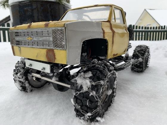 Mein Chevy Truck