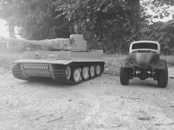 Tiger I JJRC