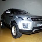 Range Rover Evoque Hardbody/ABS auf Tamiya CC01 Chassi