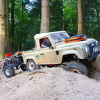 RC4WD  Defender