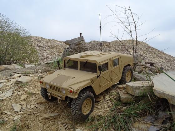 TA01 - Hummer