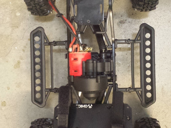 Jeep Chassie SCX10 I