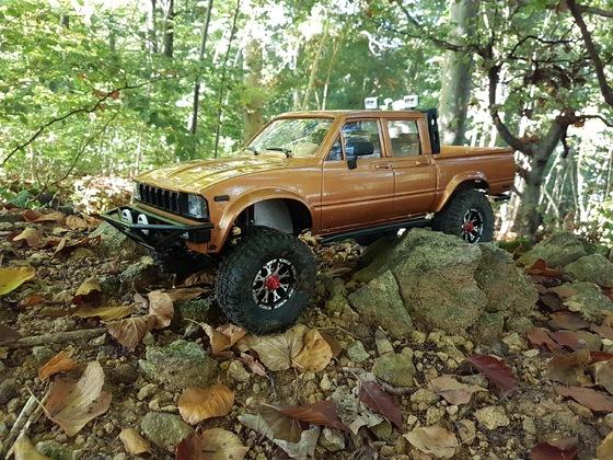 trail Finder 2