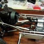 Hilux Softscaler....von wegen fertig....jetzt gehts erst richtig los....Umbau auf Frontmotor wegen Interieur