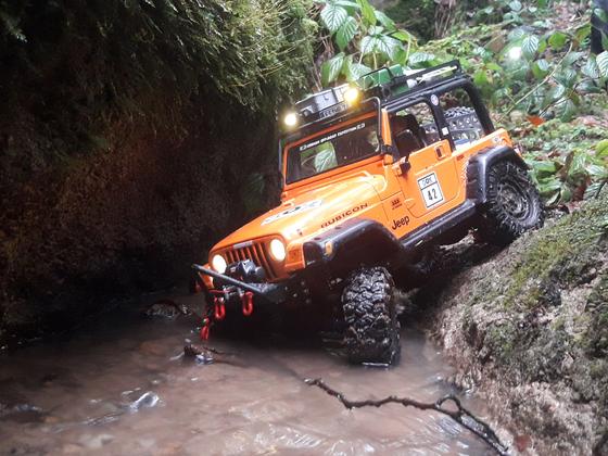GOX-42 Jeep TJ