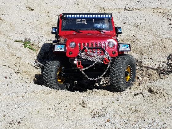Mex Jeep Rubicon
