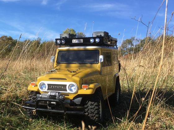 Toyota in freier Wildbahn