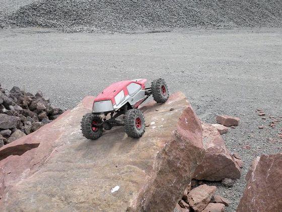 Red Sand Stein crawl