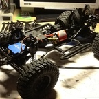 SCX Rubicon Kit 01 -noch original