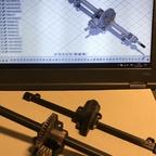 Achse für 3D Druck mit SCX10 Innenleben Bild 5