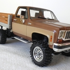 6x6 Chevy als Farmtruck