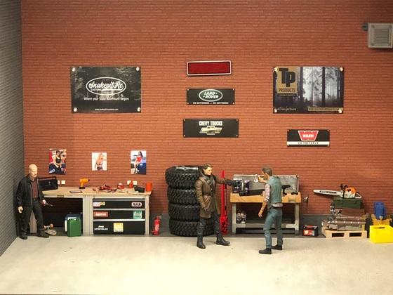 Ralle's Garage