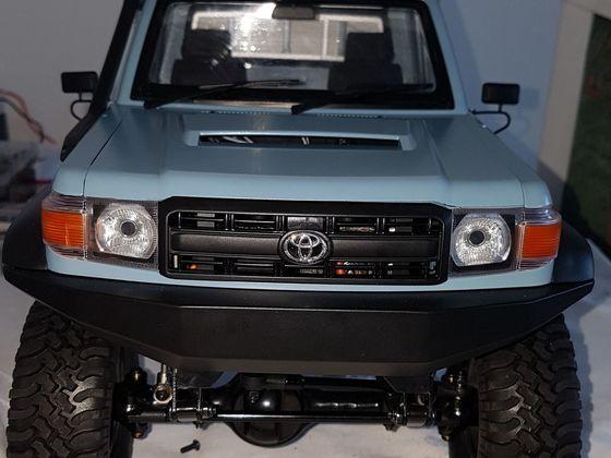 Toyota lc70