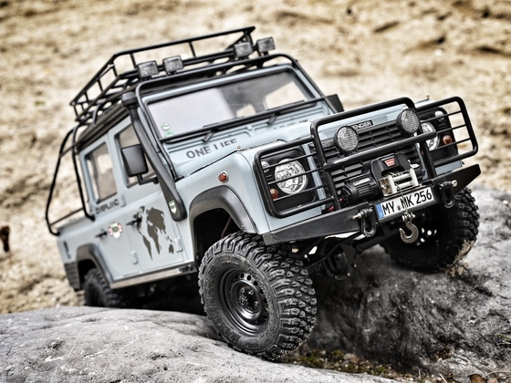 RcModelex Landrover Defender 110 Pickup