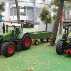 SIKU Control Traktoren im Einsatz
