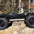 SWB Jeep Trial TJ