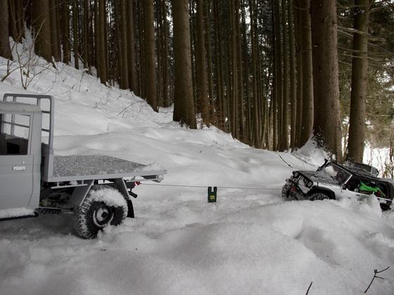 SnowScalen