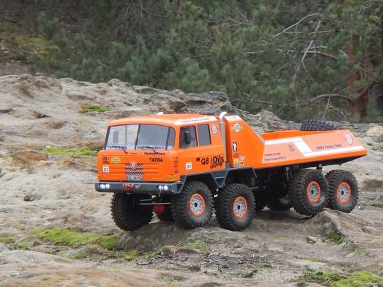 Trial-Truck Tatra 815