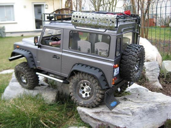 Defender superlift 5