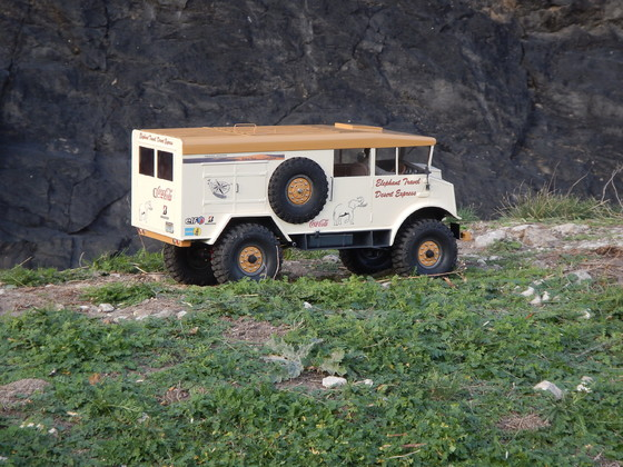 CMP-Truck (Canadian Military Pattern)