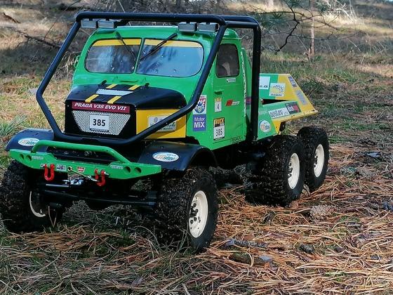 Praga V3S Trial-Truck