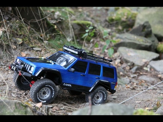 SCX10 II Jeep Cherokee