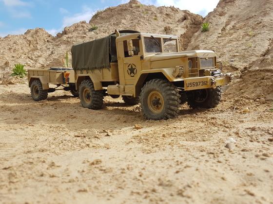 Reo in der Wüste