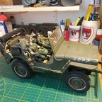 Jeep Willys  Umbau
