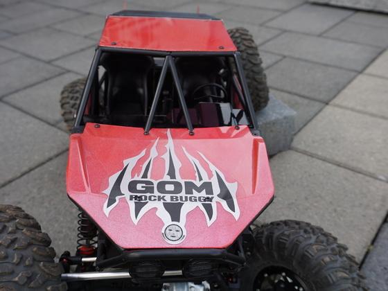JG's Gmade GOM GR-01