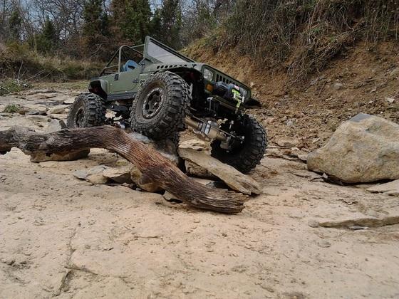 jeep wrangler extrem