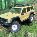 Traxxas TRX-4 2000er Jeep Cherokee XJ