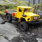 Chassis SCX10, Karo Cross RC