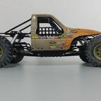 Amewi Wraith Full CNC Alloy Eigenbau Scale Crawler