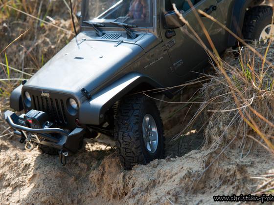 Jeep JK 2D / 2 Door / 2 Türer