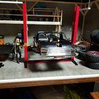 Tamiya Blackfoot Ford F150 Stepside...der erste Versuch einer verbreiterten Karo