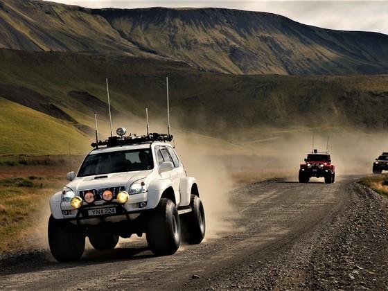 Arctic Trucks Porsmörk